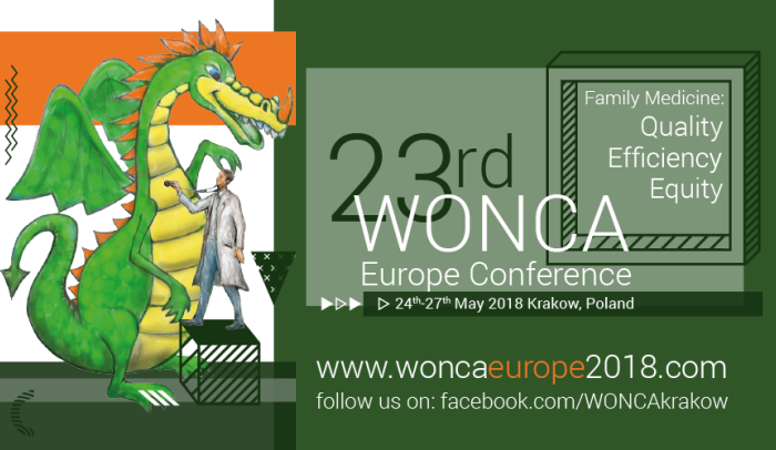 23rd WONCA Europe Conference
